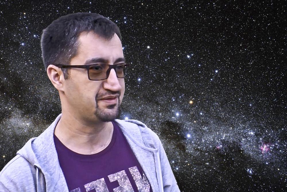 Астроном из Анапы открывает для сотен тысяч людей чудеса космоса