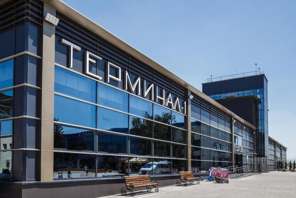Аэропорт имени Владимира Коккинаки, Анапа — уже официально