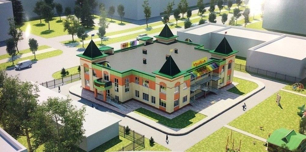 В Анапе построят школу будущего и сказочный детский сад