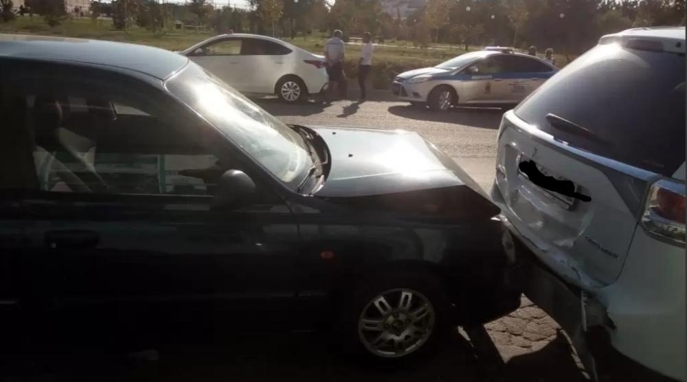 Аварии в Анапе за неделю с 9 по 15 сентября
