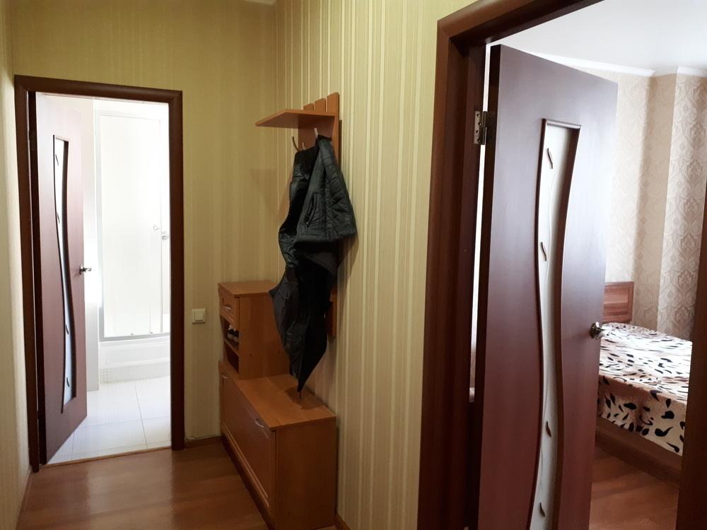 Продаётся просторная 1-комнатная квартира с хорошим ремонтом