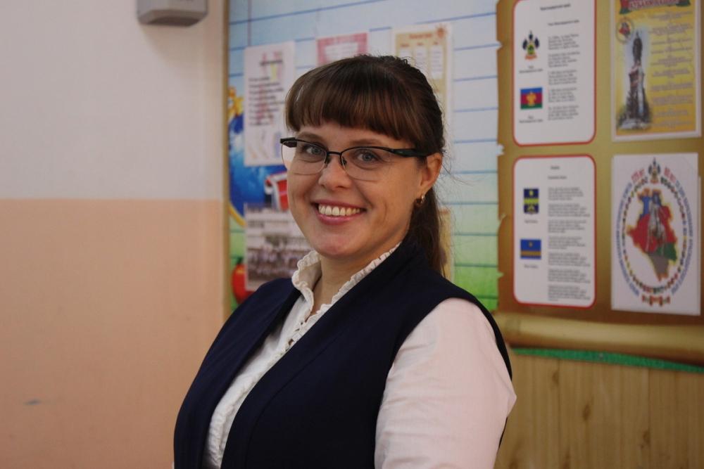 Знакомьтесь: анапчанка Алла Рудакова, участница конкурса «Учитель года - 2018»