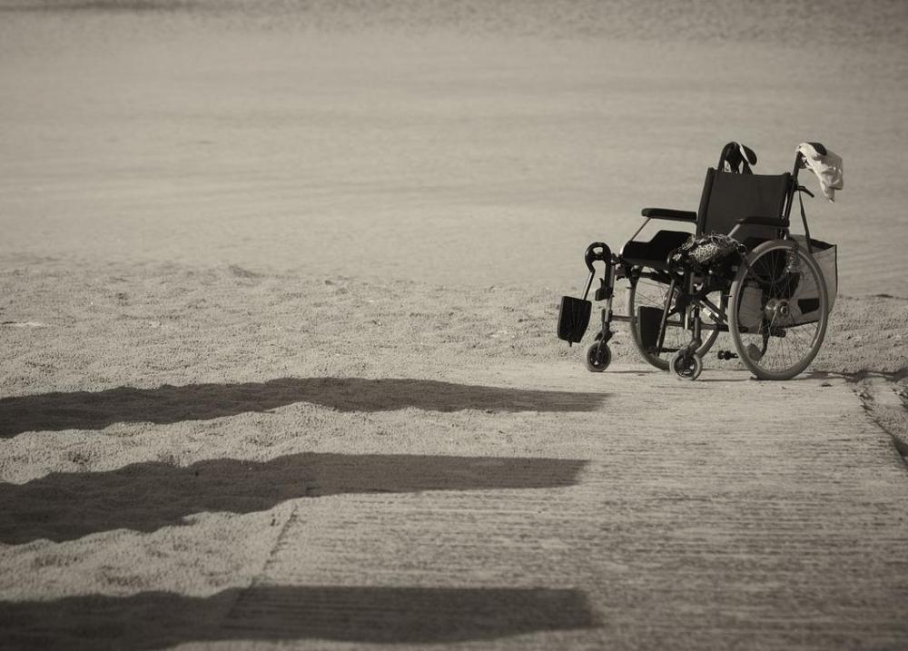 В Анапе парень совершил маленькое чудо для девушки-инвалида