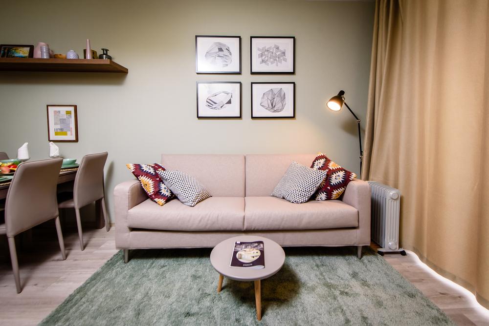 Продаётся 2-комнатная квартира с РЕМОНТОМ пл. 66,1 кв.м