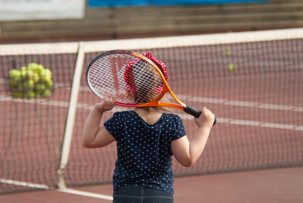 В Анапе пройдёт детский открытый фестиваль тенниса Юга России