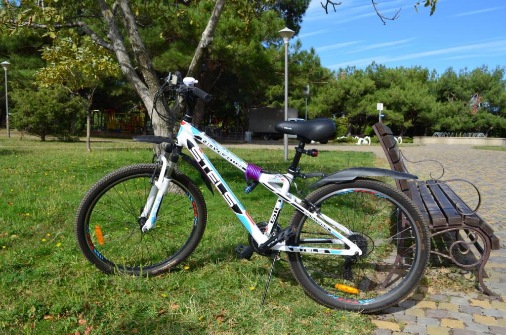 В Анапе пенсионер украл велосипед на ж/д вокзале