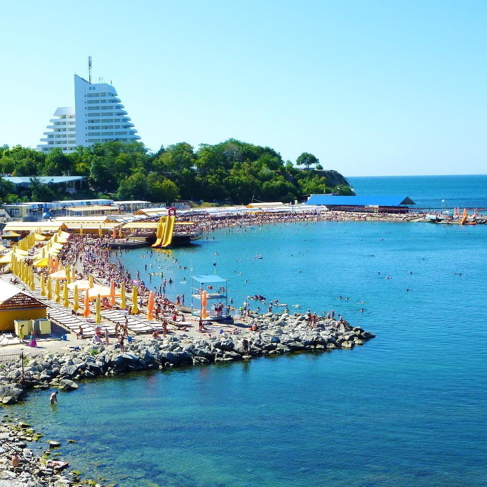 Анапа на втором месте в списке самых популярных курортов России в 2017г.