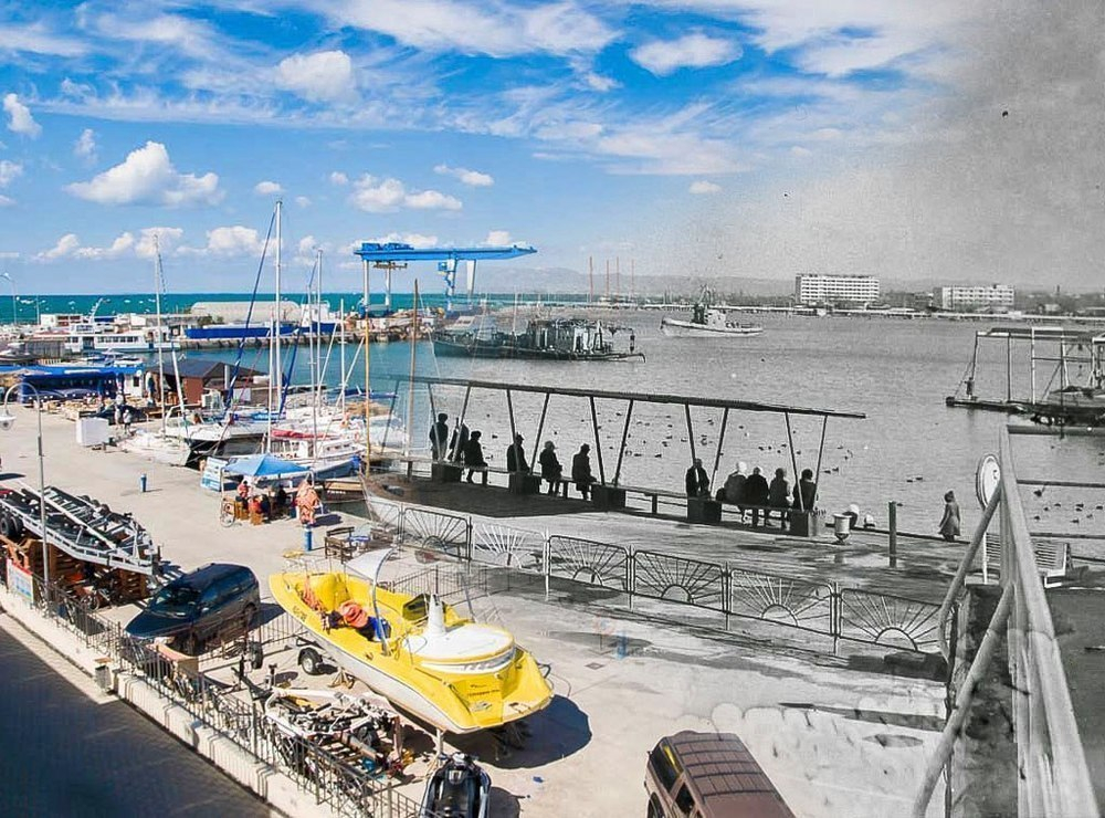 Анапа прежде и сейчас: как менялся морской порт города