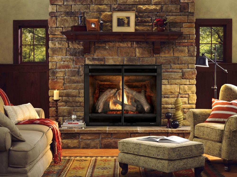 Камин - это не только красивый интерьер, это тепло и уют дома