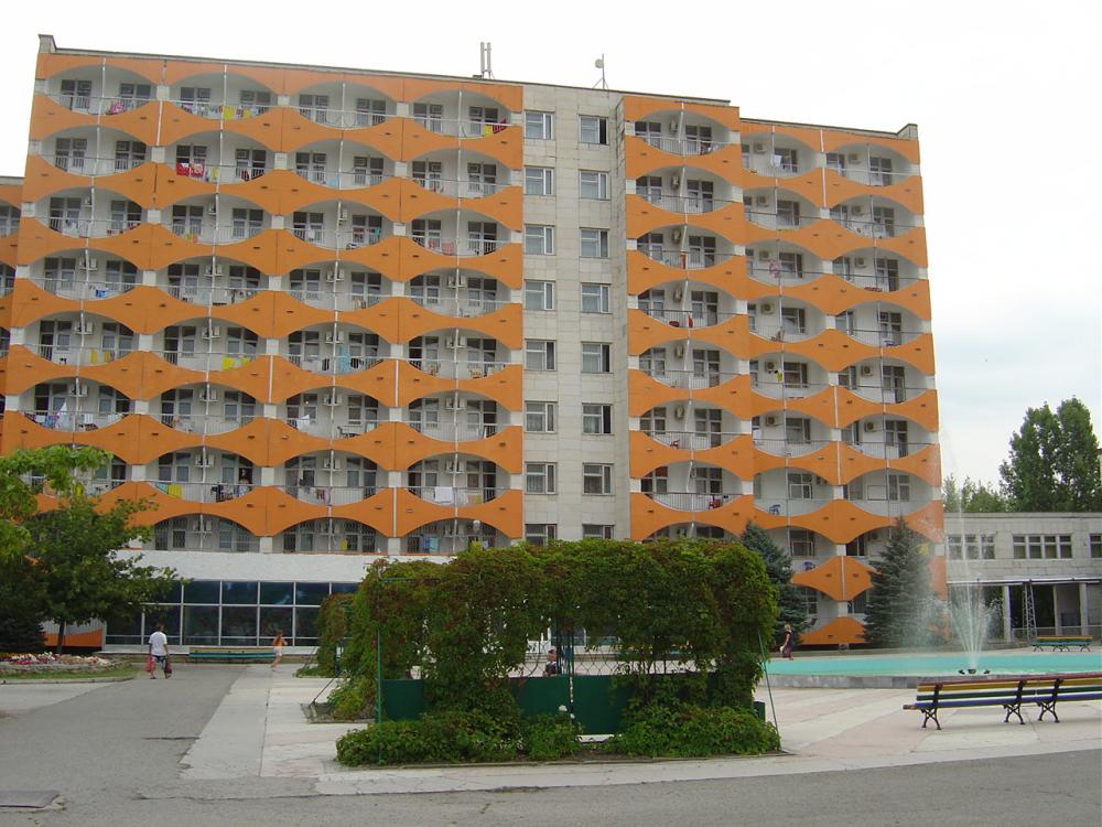 Санаторий-банкрот в Анапе оценили в миллиард рублей