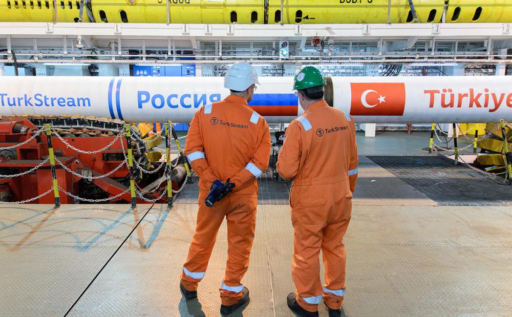 Будьте осторожны! Рядом с Анапой проводят испытания трубопровода «Турецкий поток»