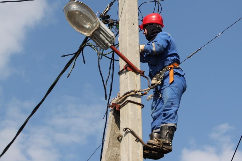 8 августа, в ряде хуторов Анапы в связи с ремонтом отключат электричество