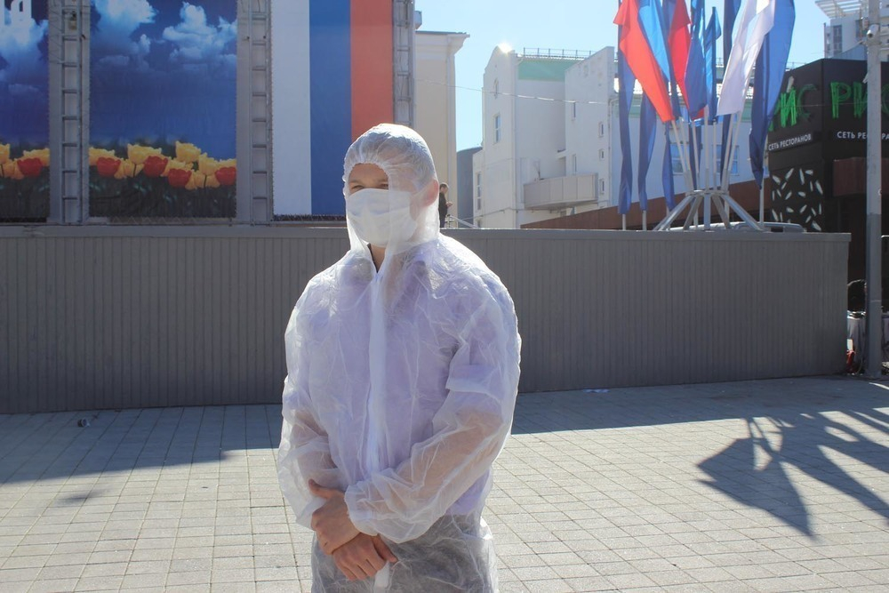 В Анапе почтили память жертв аварии на Чернобыльской АЭС