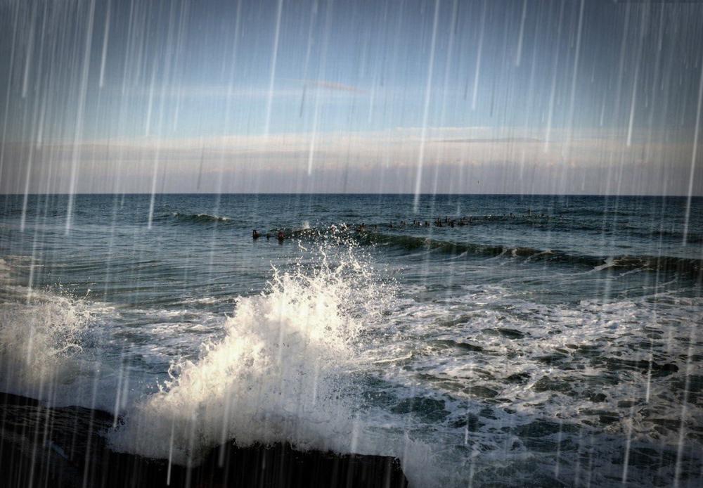 Облачность и ливень прогнозируют в Анапе 23 июня