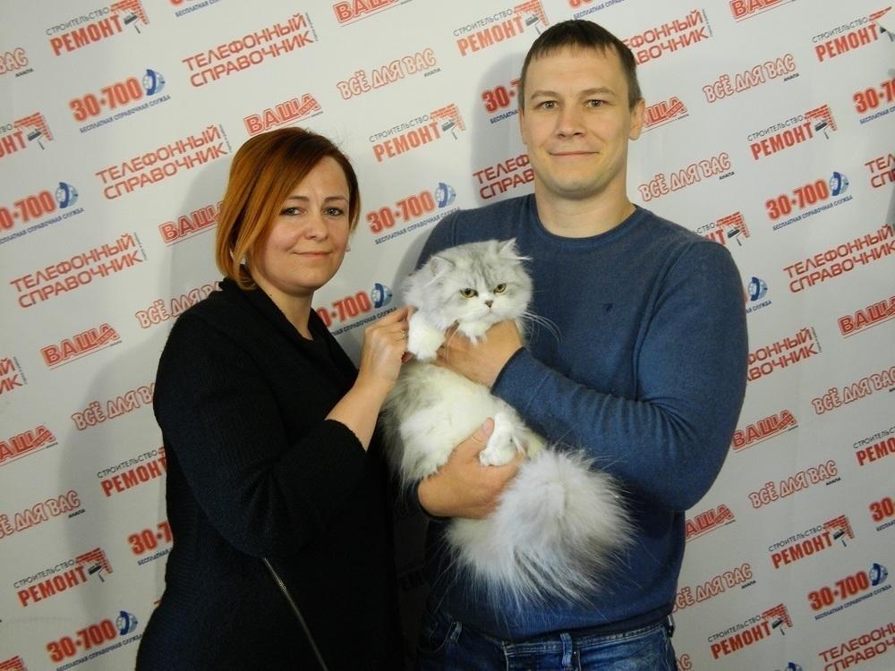 Состоялось награждение победителей конкурса «Самый красивый кот Анапы — 2017»