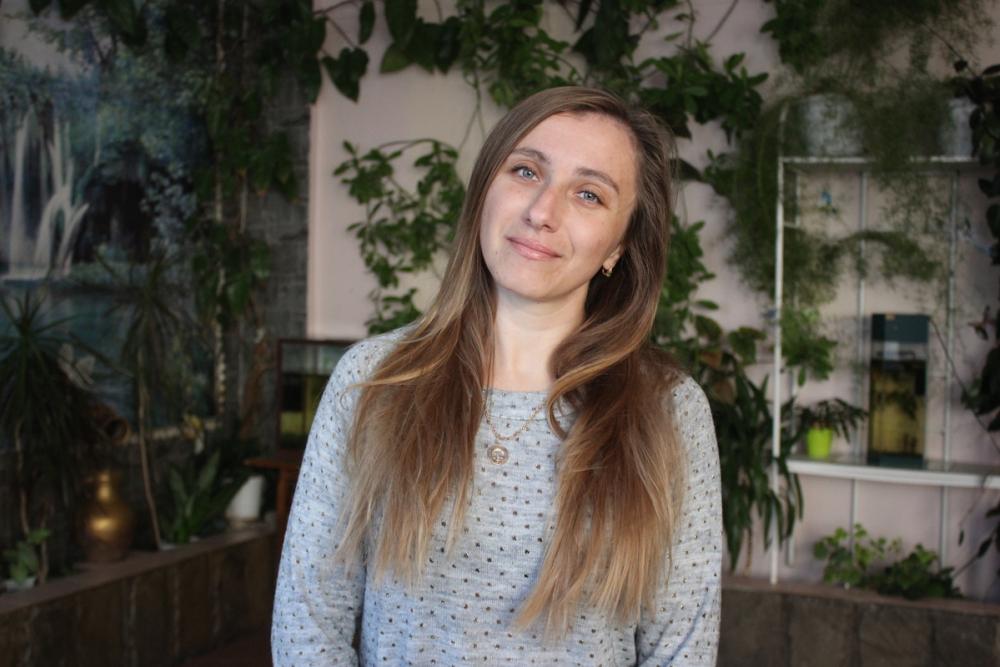 Знакомьтесь: ещё один участник конкурса учителей - Дарина Жеребцова