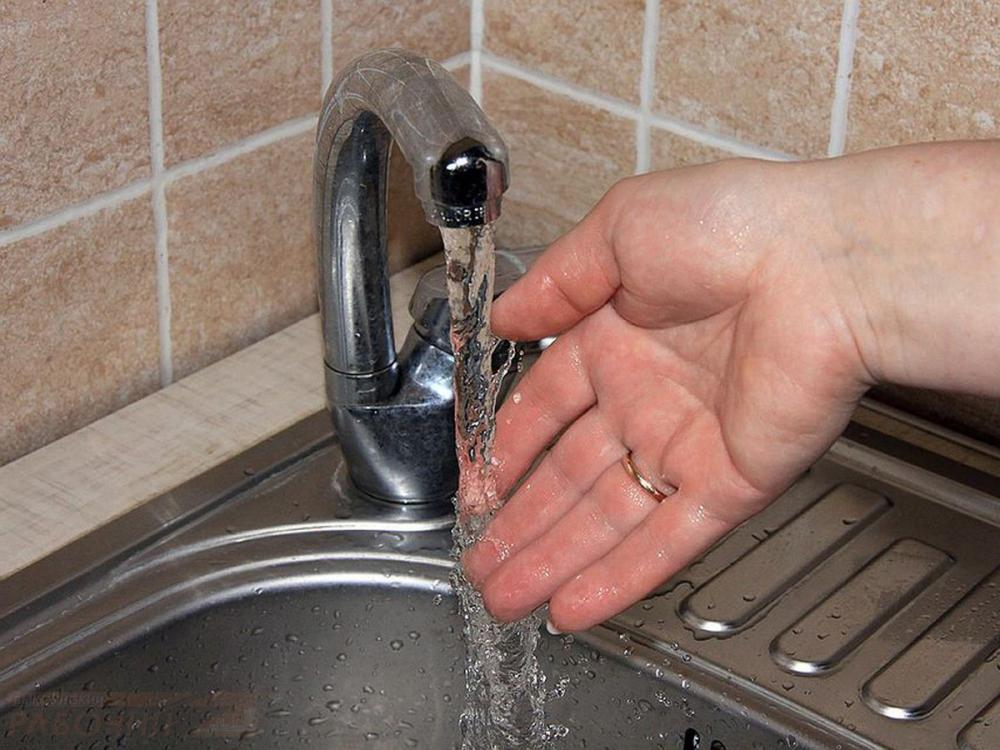 Ограничение подачи воды в Анапе будет снято завтра, 10 августа, в 6 утра