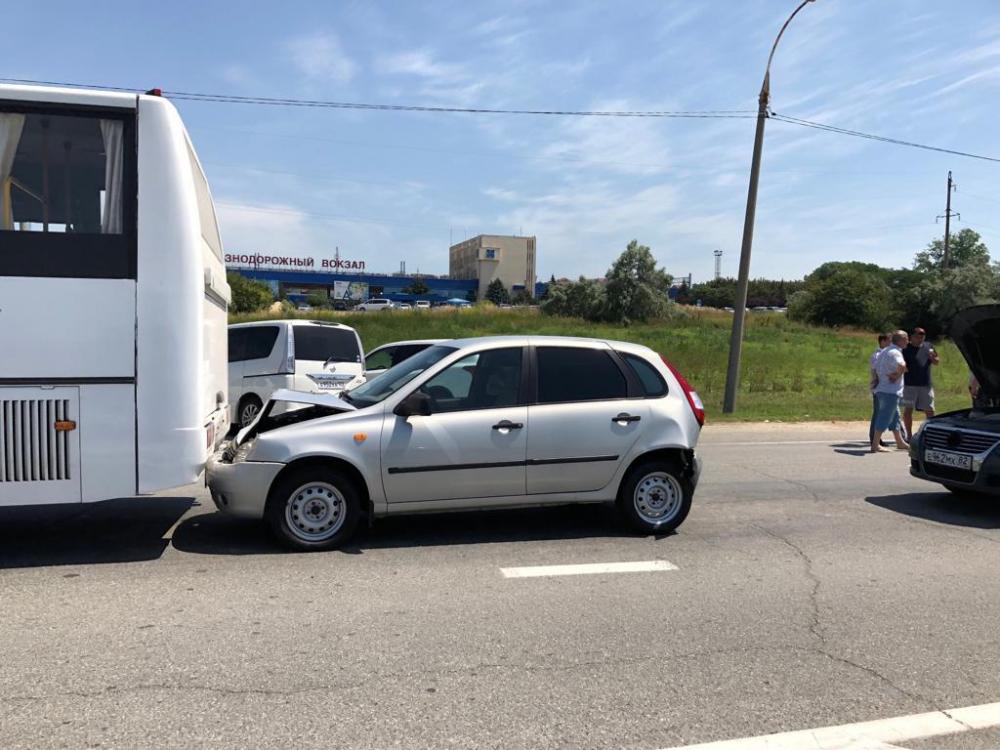 Аварии, которые произошли в Анапе за неделю с 10 по 16 июня