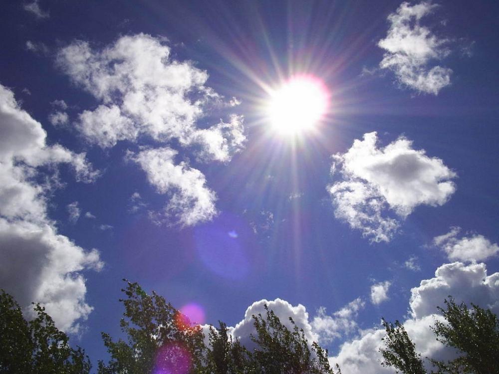 Новая неделя в Анапе начнётся с тёплого дня