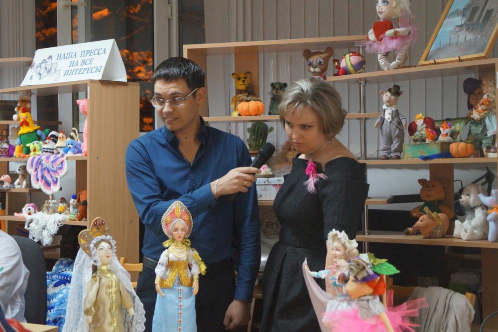 Анапчан научат, как создавать авторские куклы
