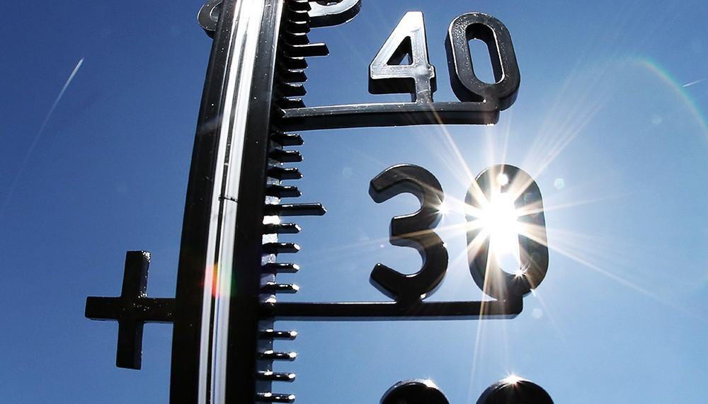 В среду, 20 июня, анапчанам и гостям города будет очень жарко