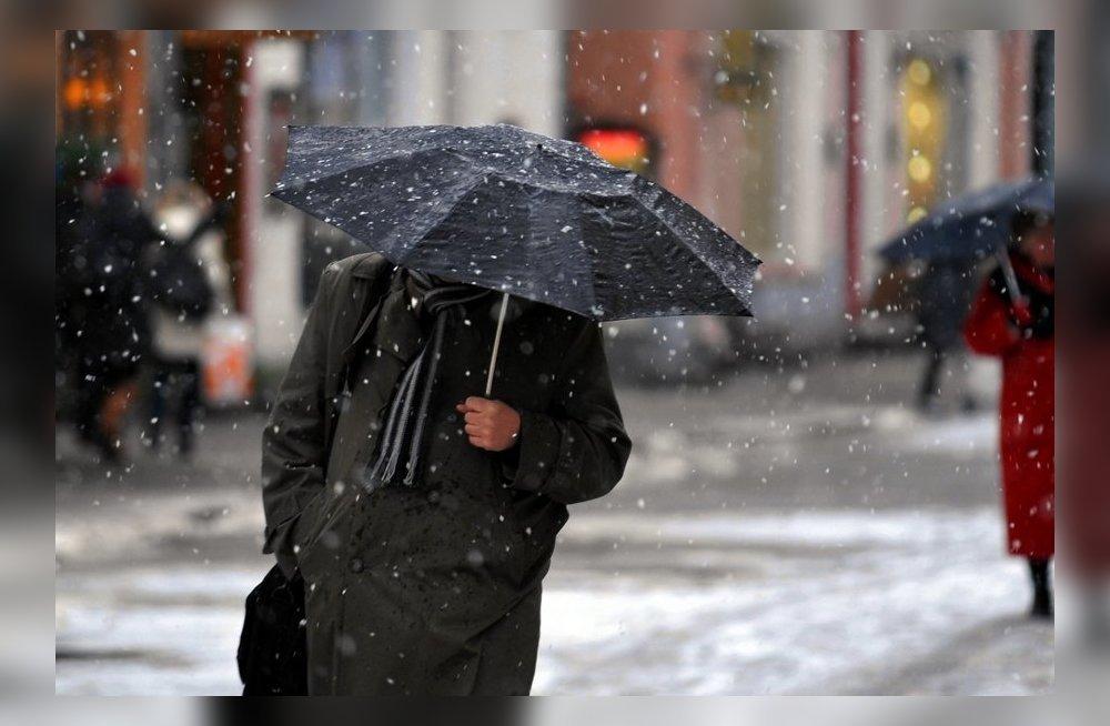 В субботу, 12 января, в Анапе резко похолодает
