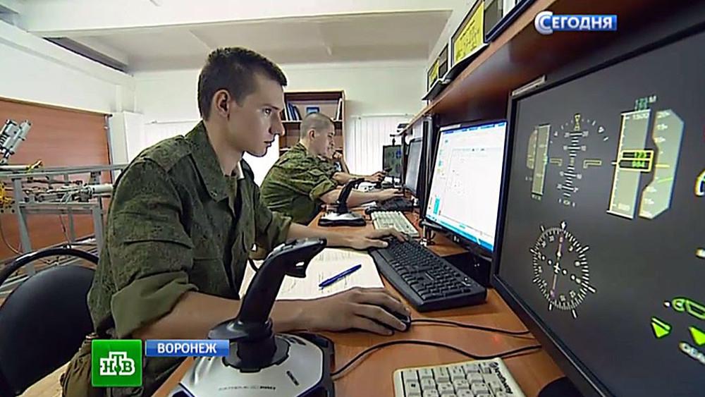 На службу в военном технополисе «Эра» в Анапе конкурс - 10 человек на место