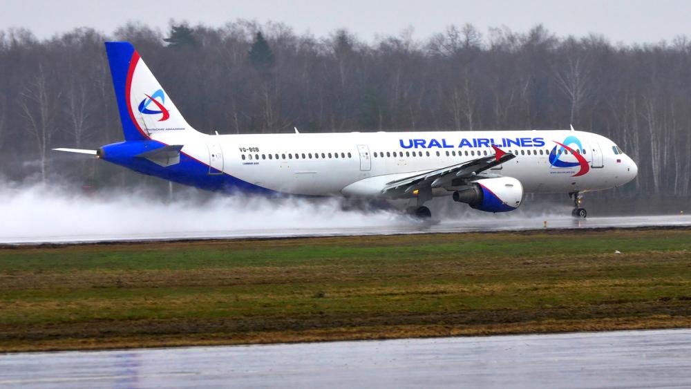 Сегодня, 19 сентября, самолёт рейсом Анапа - Екатеринбург экстренно сел в Самаре