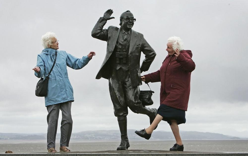 В Анапе пенсионеры могут вести активный образ жизни, посещая мероприятия бесплатно!