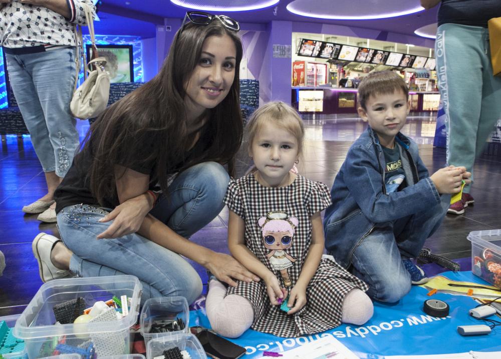 «РОББО-клуб» приглашает детей Анапы в кружок робототехники и программирования