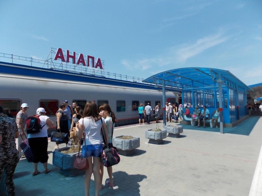 Сразу 10 детей, прибывших на поезде в Анапу, госпитализировали в больницу