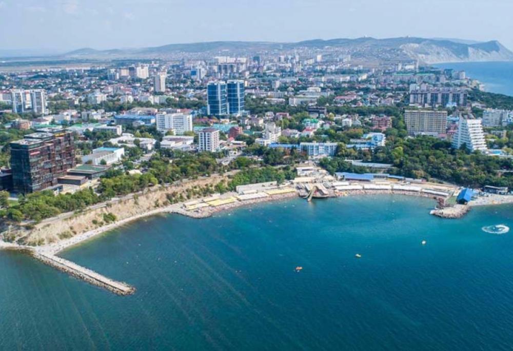 В акватории Черного моря, юго-восточнее Анапы произошло землетрясение