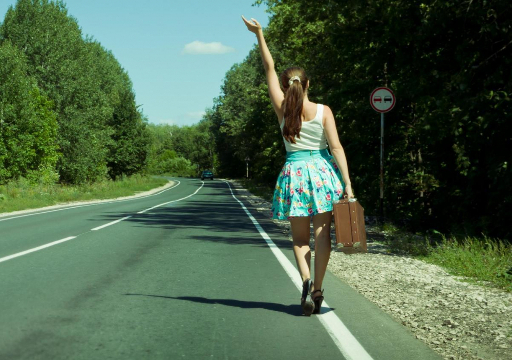 Анапчанин рассказал, как подвез по дороге девушку и чуть не поплатился за это