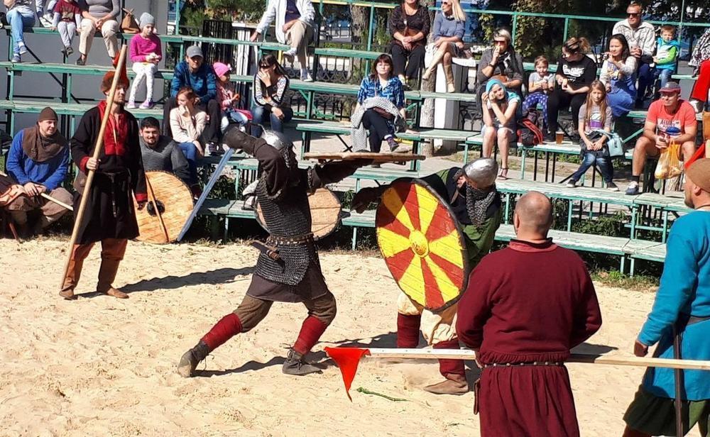 Анапчан приглашают стать зрителями захватывающих рыцарских сражений