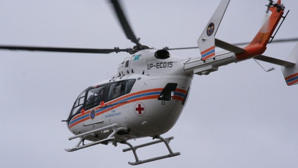 Анапчанку из-за инсульта отправили в Краснодар на вертолете