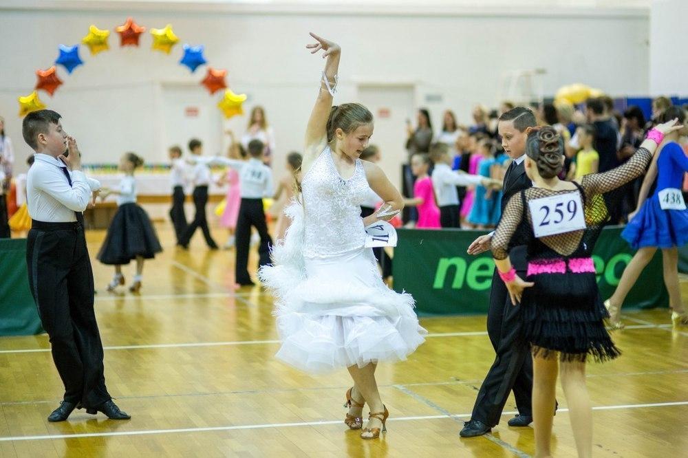 Сотни танцоров со всего юга страны приняли участие в соревнованиях в Анапе