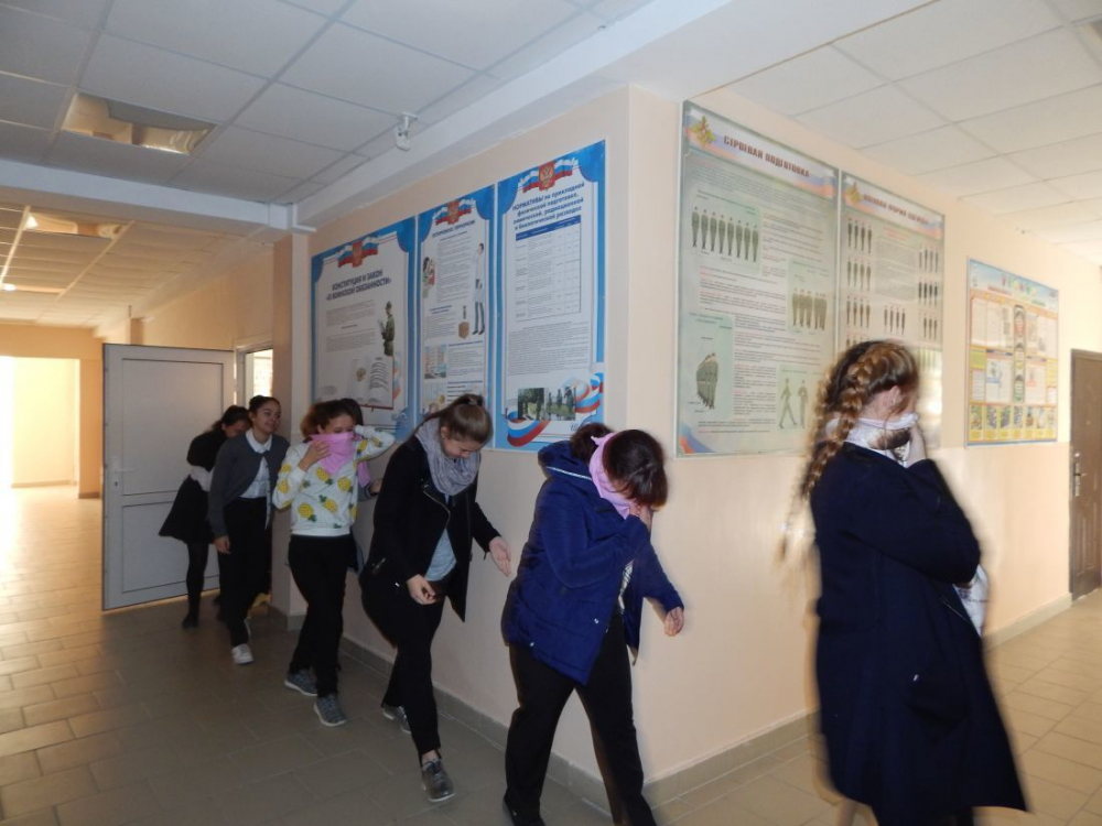 Из школы № 5 в Анапе эвакуировали школьников