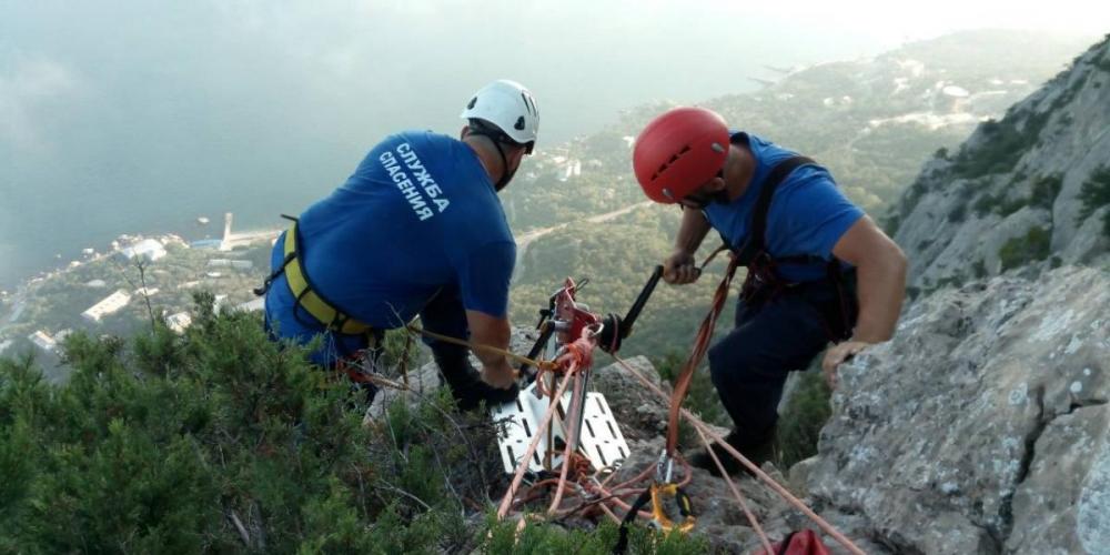 Операция по спасению вожатых из Анапы длилась шесть часов