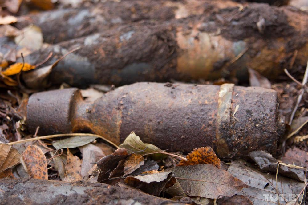 Крупнокалиберные снаряды времён войны ликвидировали недалеко от Анапы