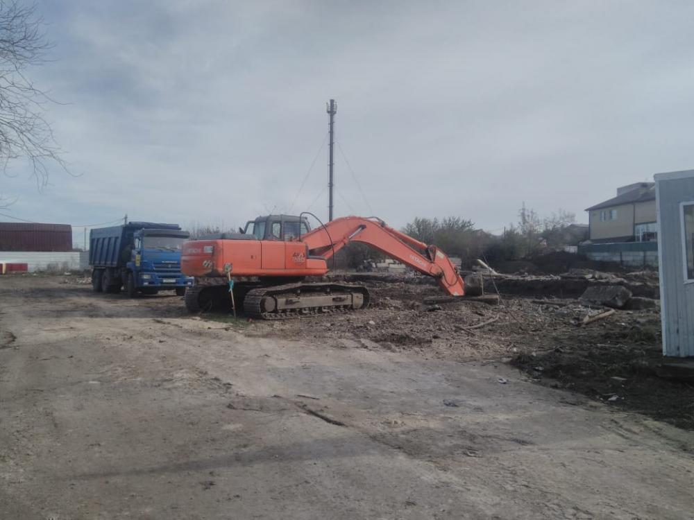 Недостроенный детский сад под Анапой снесли, хотя обещали реконструировать