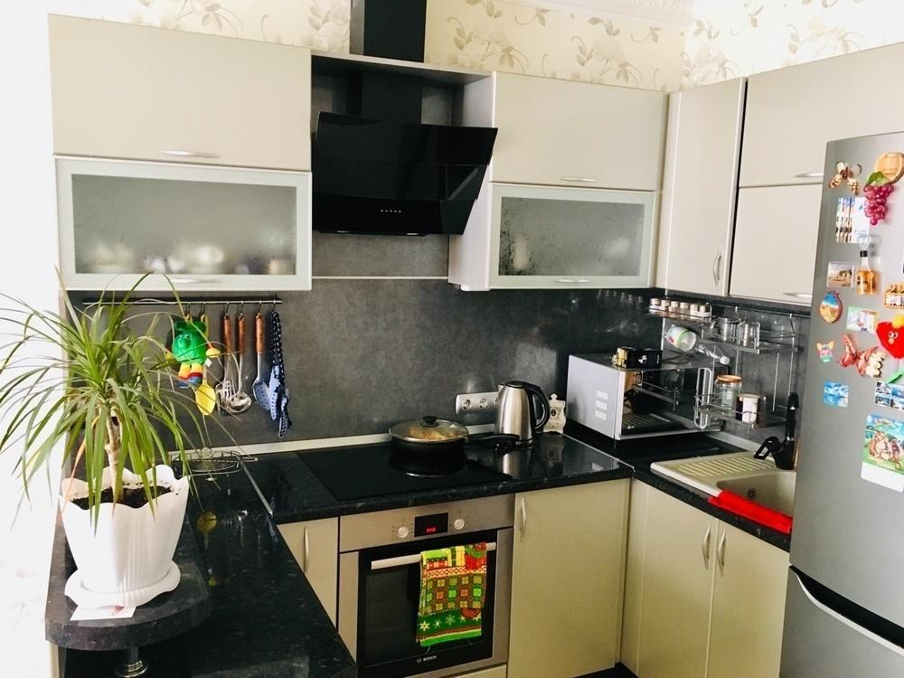 Продается просторная квартира - «Евродвушка»