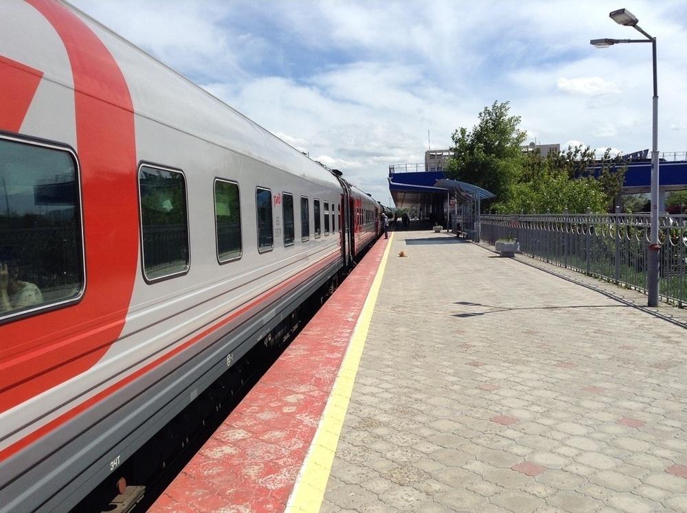 Железнодорожный вокзал Анапы готовится к встрече отдыхающих