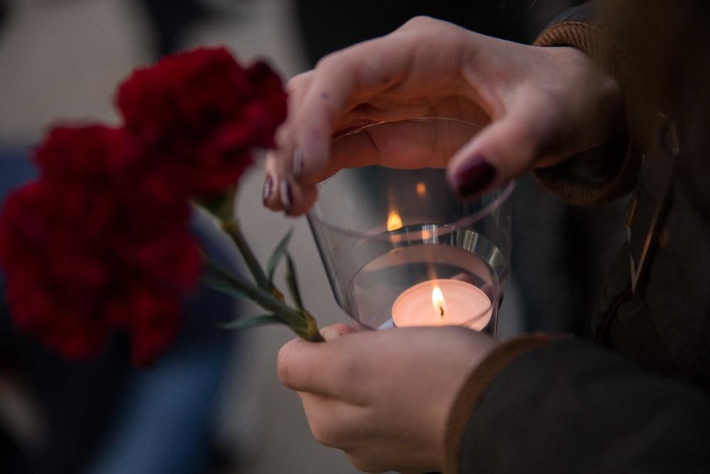 В Анапе пройдет траурная церемония по погибшим в Керчи