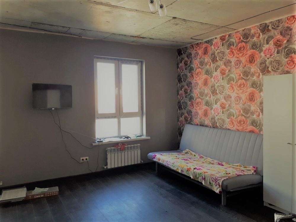 Продаётся уютная светлая 1-комнатная квартира