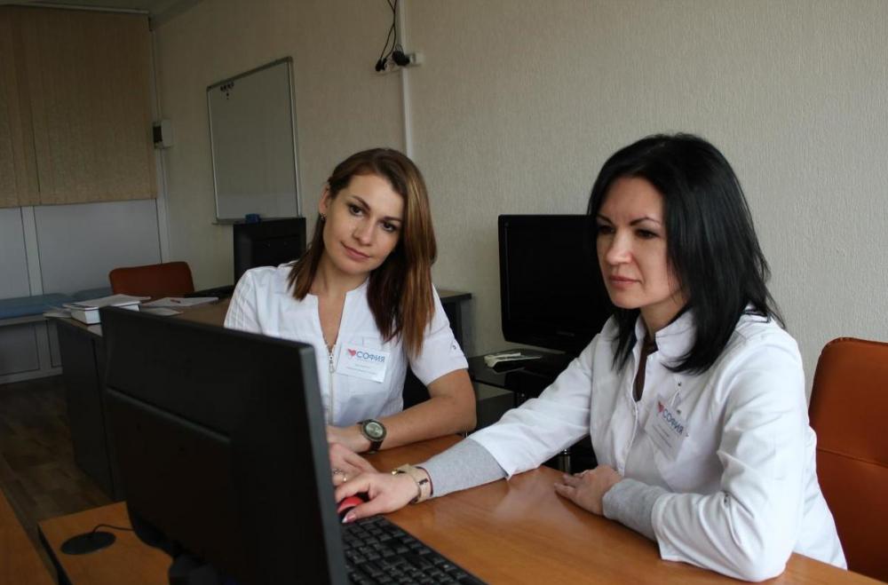 В Анапе открылось ультрасовременное терапевтическое отделение