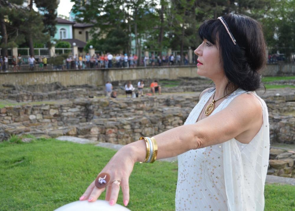 Таинственная «Ночь музеев» в Анапе прошла на месте древнейшего античного города Горгиппия
