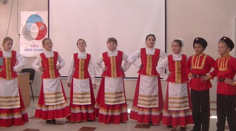 Чем удивляют и чего достигли казачата из витязевской школы №3 под Анапой