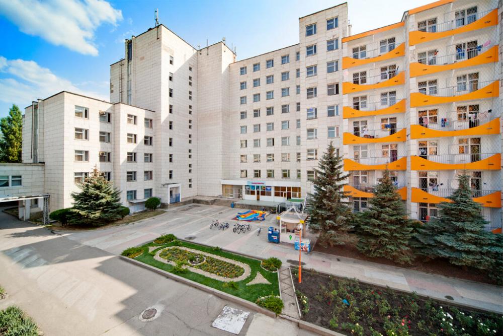 Санаторий «Россиянка» в Анапе в очередной раз продают с молотка