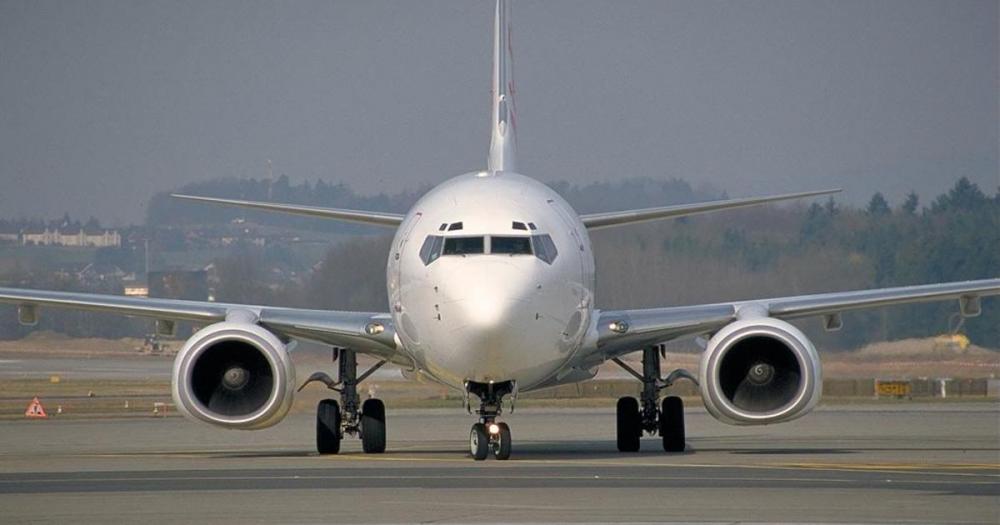 В Анапе совершил экстренную посадку самолёт из Москвы