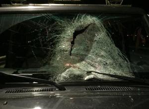 В посёлке под Анапой появилась банда подростков, которые громят автомобили
